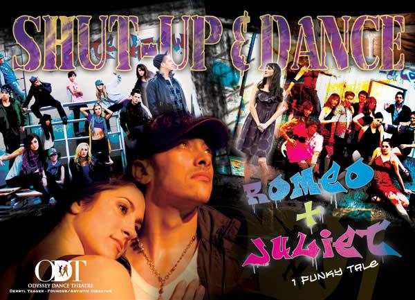 Shut-Up & Dance 2010 - Romeo + Juliet, Giselle, Let It Be